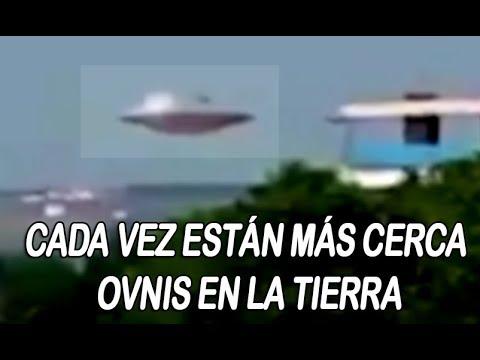 OVNIS CADA VEZ MAS CERCA (Programa Especial)