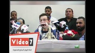 أحمد زاهر عن