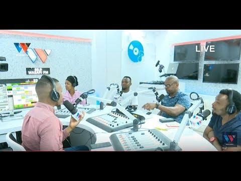 #LIVE : SPORTS ARENA NDANI YA WASAFI FM 88.9 (JANUARY 07, 2020)