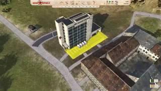 Szpital, szkoły i sklepy w Třiřov - W&R Soviet Republic S02E32