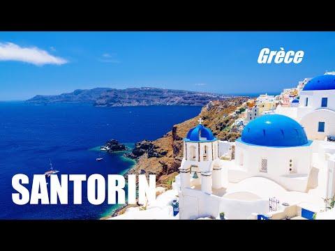 SANTORIN Grèce Santorini Atlantide - Oia, Fira, Akrotiri