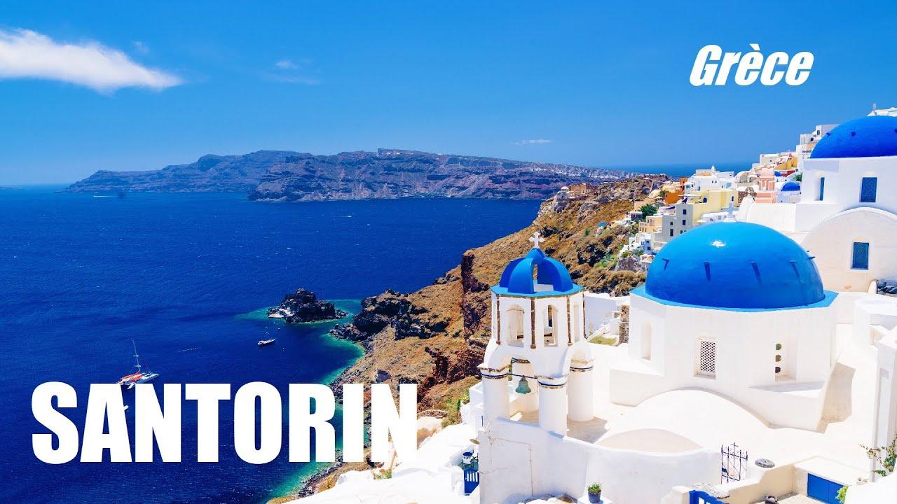 SANTORIN Grèce Santorini Atlantide - Oia, Fira, Akrotiri #1