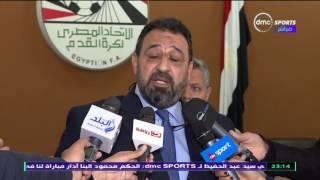 الحريف - رد مجدي عبدالغني على منع الاهلي ووادي دجلة لاعبيتهم من الانضمام لمنتخب مصر