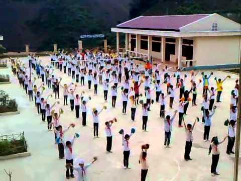 Thể dục giữa giờ_Trường THCS Nậm Mạ_Sìn Hồ_Lai Châu.mp4