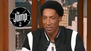 Scottie Pippen Says There Is Still Bad Blood Between Him & Isiah Thomas | The Jump