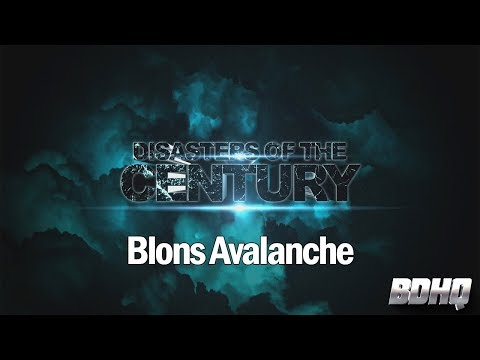 Blons Avalanche - Disasters of the Century