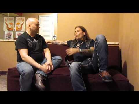 Mike Tramp interview: Part 1 of 2 (April 10, 2015: San Antonio, Tx.)