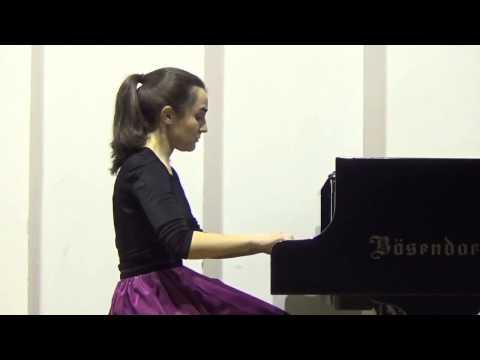 Musica Viva (Fmu): Gorjana Stojanovska - Special prize