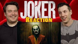 Joker - Teaser Trailer Reaction/Review/Rating
