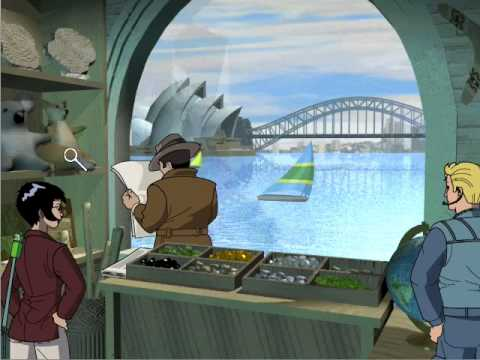 Where in the World Is Carmen Sandiego? Treasures of Knowledge - Mission 5