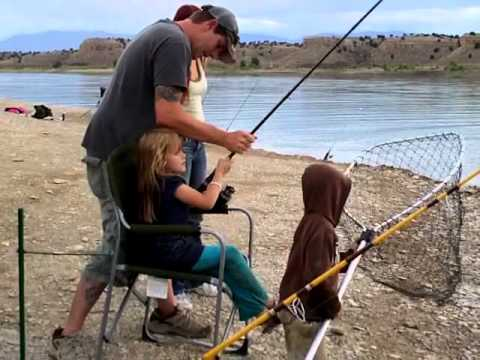 Lake pueblo state park fishing for wipers epic battle for Pueblo reservoir fishing