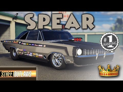 Street Outlaws The List Spear  Vs  Big Chief