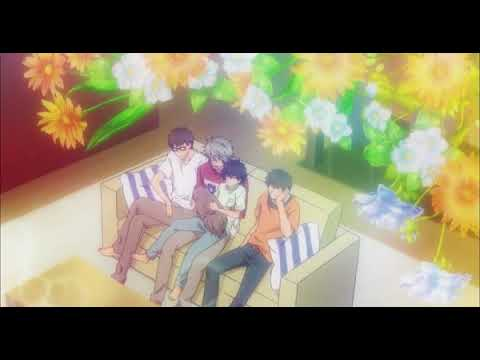 Gyun to Love Song full by Kaidou Brothers(Ren,Haru,Aki,Shima)