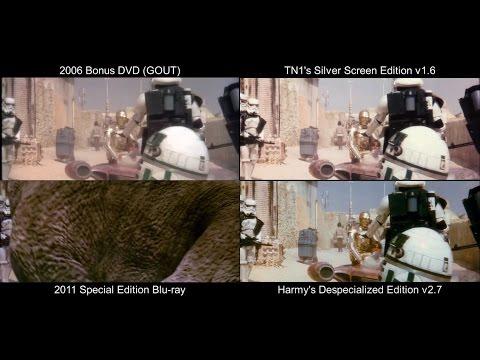 ORIGINAL Mos Eisley | Star Wars (1977) [DeEd, Blu-ray, GOUT, SSE]