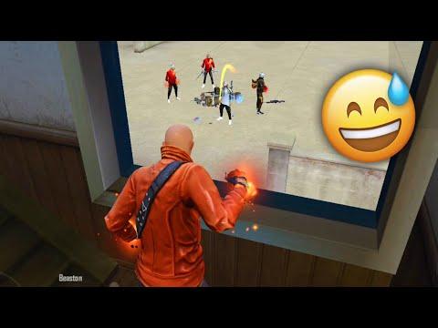 FREEFIRE FUNNY WTF MOMENTS😳😆    Freefire WTF Moments #19