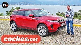 Range Rover Evoque SUV | Primera prueba / Test / Review en español | coches.net