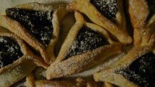 Hamantaschen (purim Recipe) - Episode 3 - Reveena's Kitchen