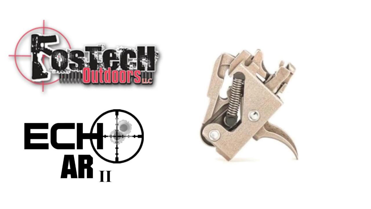 FosTech Echo AR II Binary trigger