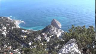 Гора Кошка, Симеиз, Крым (23.11.14)