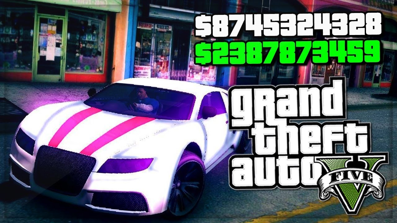 How to get free money on gta 5 ps3 story mode