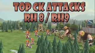 Top CK Angriffe RH9 / RH8 | 3 Star | Let´s Play Clash of Clans