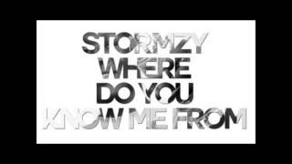 Stormzy - Where Do You Know Me From Instrumental With Hook (Official)