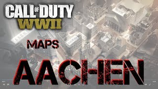 Call of Duty: WWII MAPS - AACHEN - BETA MAP