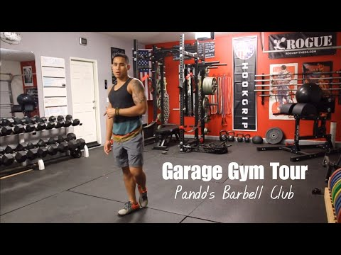 Garage Gym Tour | The World's Second Greatest Home Gym