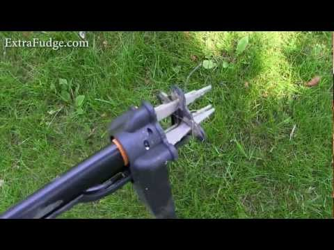 fiskars weed puller instructions