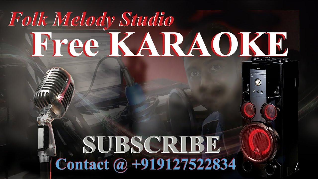 Dhak Baja Kashor Baja Karaoke High Quality Shreya Ghoshal