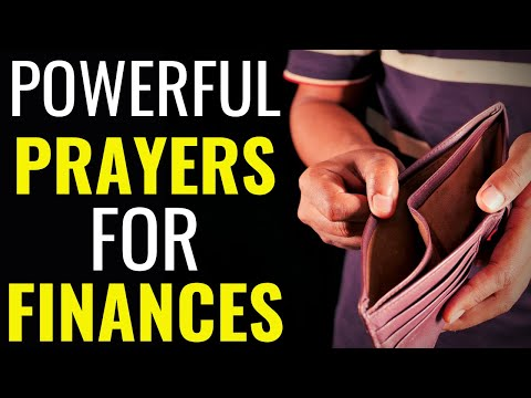 ( ALL NIGHT PRAYER ) POWERFUL PRAYERS FOR YOUR FINANCIAL BREAKTHROUGH