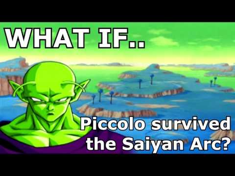 What If Piccolo Survived In The Saiyan Arc?