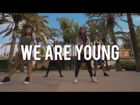 We Are Young Remix by DJ Smallz (@itsdjsmallz) Choreography by Kendra Byrd