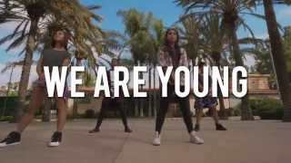 Video We Are Young Remix by DJ Smallz (@itsdjsmallz) Choreography by Kendra Byrd download MP3, 3GP, MP4, WEBM, AVI, FLV Desember 2017