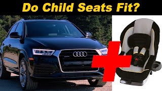 2016 Audi Q3 Child Seat Review