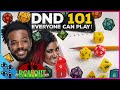 DND 101 How To Play DUNGEONS AND DRAGONS Rollout Season 2 mp3