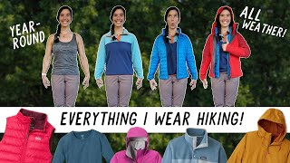 What to Wear Hiĸing in Any Weather! | Miranda in the Wild