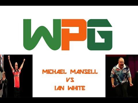 PDC World Grand Prix 2014 - First Round - Mansell VS White