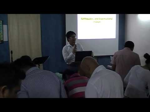 LCF ministry  ..  Pastor Ian Baltazar  May 17, 2013 part 1