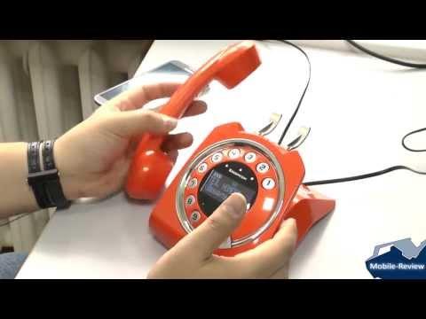 Обзор DECT-телефона Sagemcom Sixty