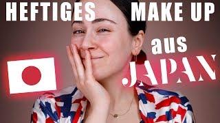 Japanisches Makeup ? Ich bin schockiert ! BESTES Makeup Mr. Miyagi sein Vater | Hatice Schmidt