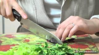 Салат «Оригинальный» со свеклой и авокадо