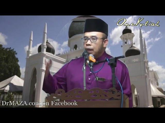 SS Dato Dr Asri- PRU14 Antara Ketaksuban Dan Kejujuran
