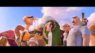 Cloudy With A Chance Of Meatballs 2 | Clip- The Arrival Of Chester V
