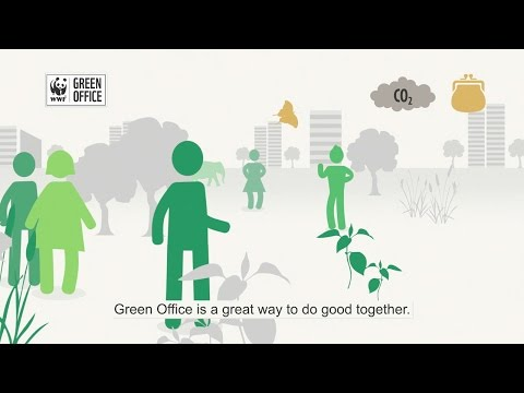 WWF Green Office is an environmental management system for offices