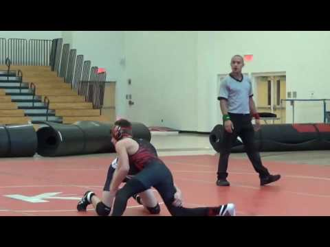 Charron Wrestling(Killingly high school)
