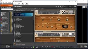 KONTAKT 5 FULL - Instruments & Sounds You Get With The FULL Version 2018