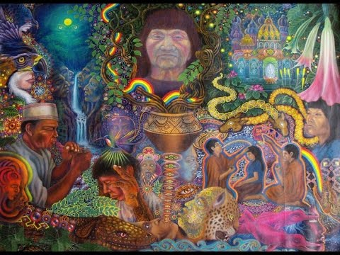 Ayahuasca Songs from Peruvian Amazon