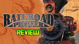 Railroad Pioneer Review
