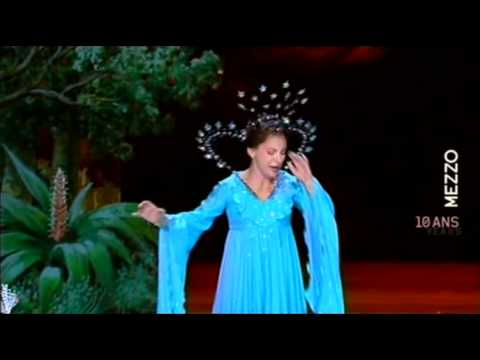 Natalie dessay - la flute enchantée, l'air de la reine de la nuit